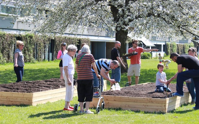 Have og fællesskab